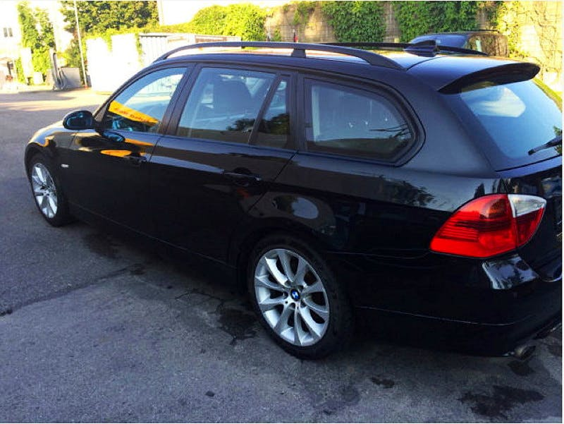 BMW 3er Touring Navi Automatic mit Tempomat