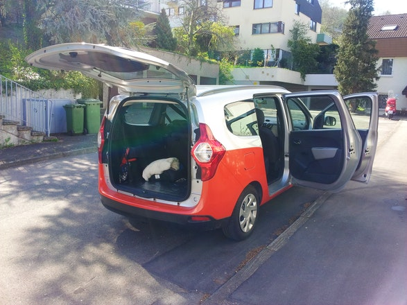 dacia lodgy 2012 autogas lpg 7 sitze mieten in stuttgart rebmannstr 22. Black Bedroom Furniture Sets. Home Design Ideas