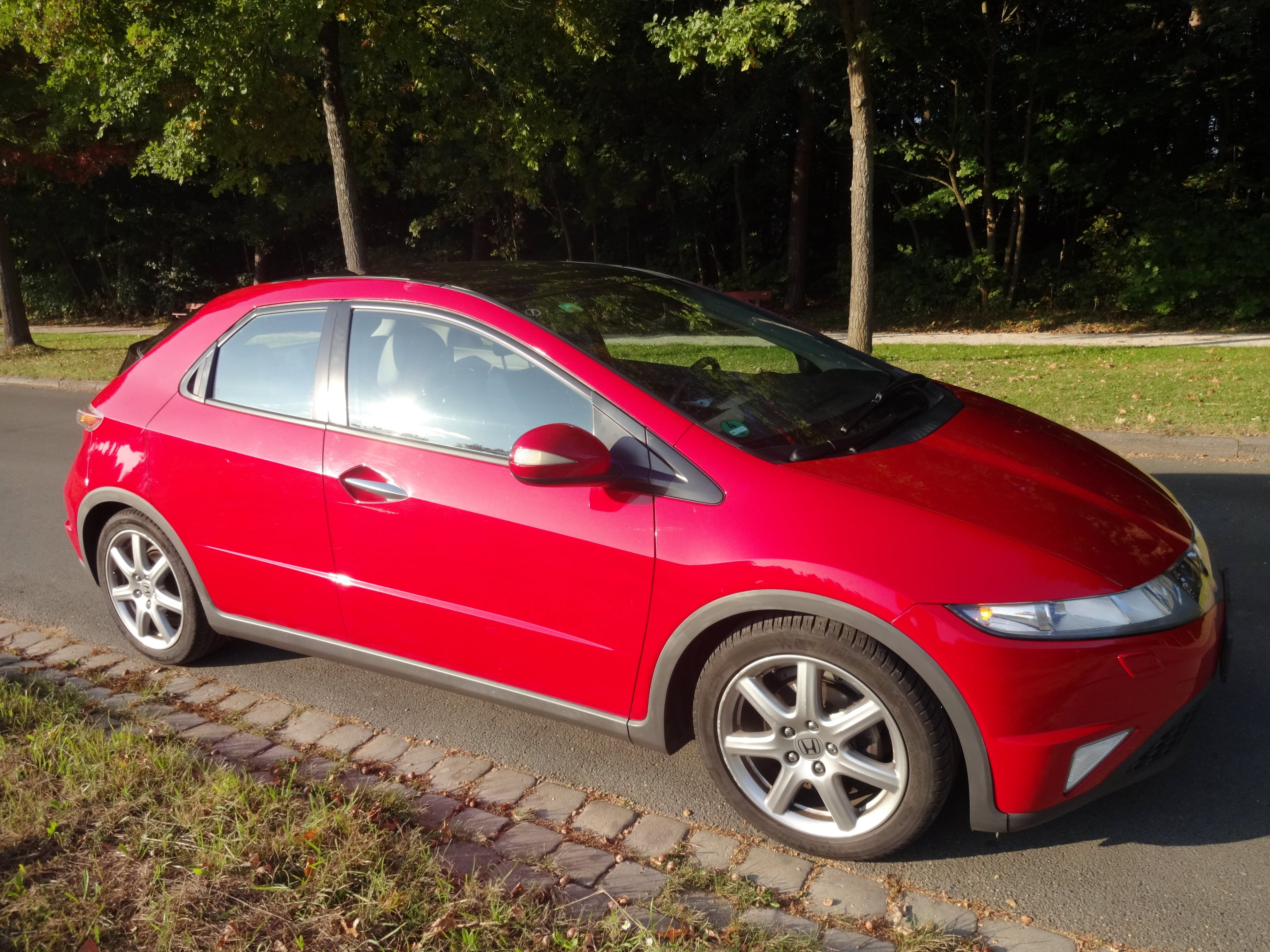 Honda Civic Stufenheck, 2006, Benzin