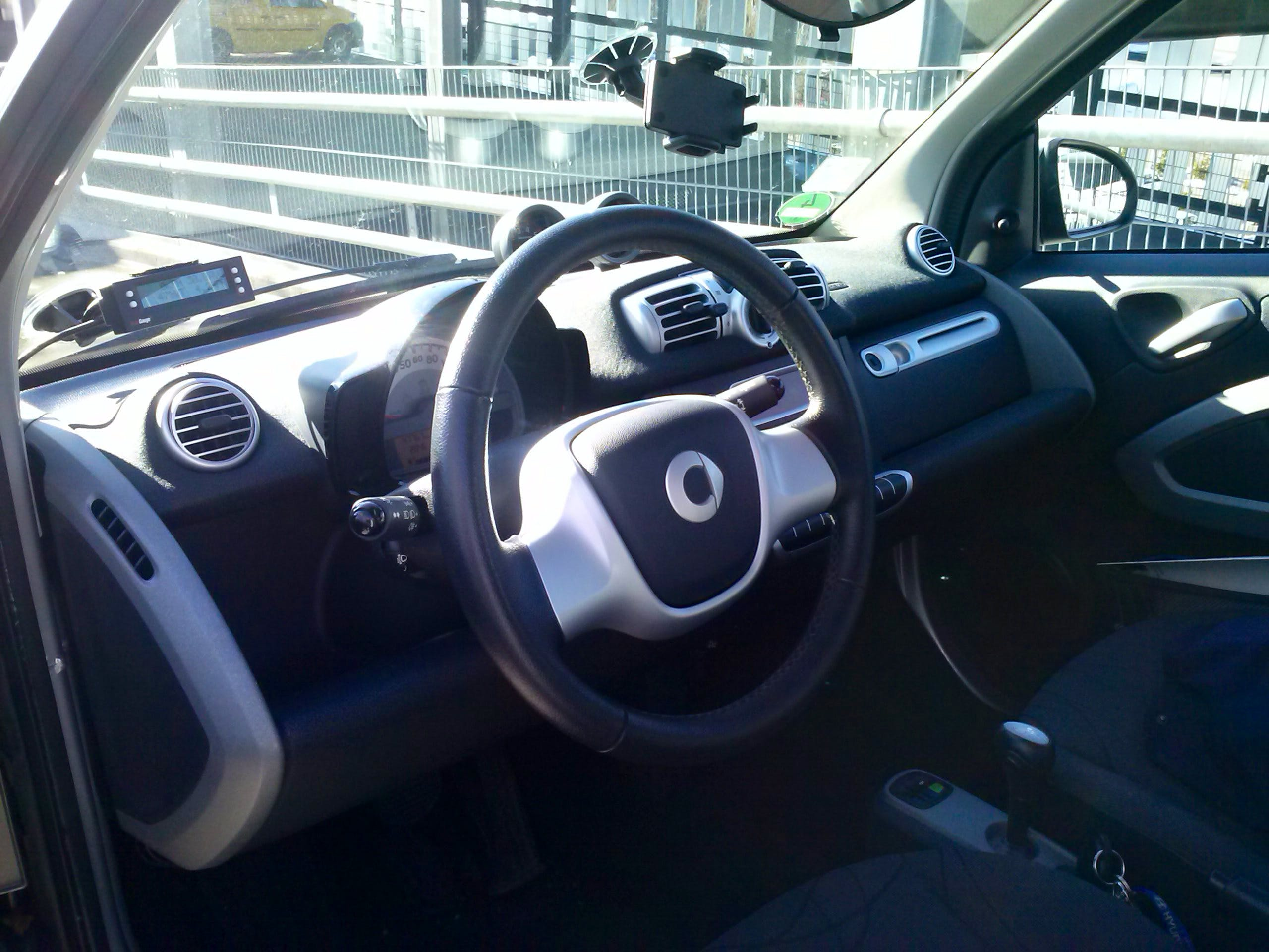 Smart Fortwo Coupe mit Klimaanlage/AC