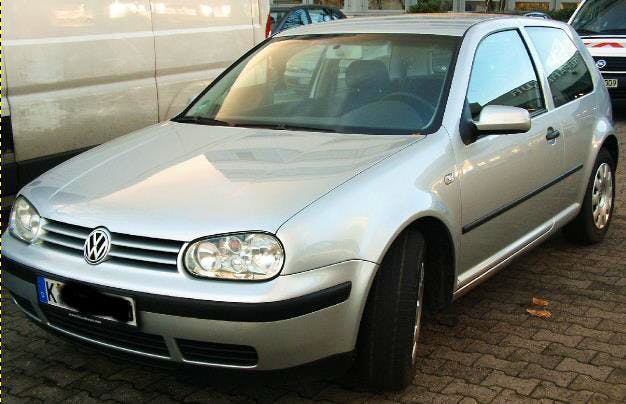 VW Golf IV 1.6 FSI, 2002, Benzin