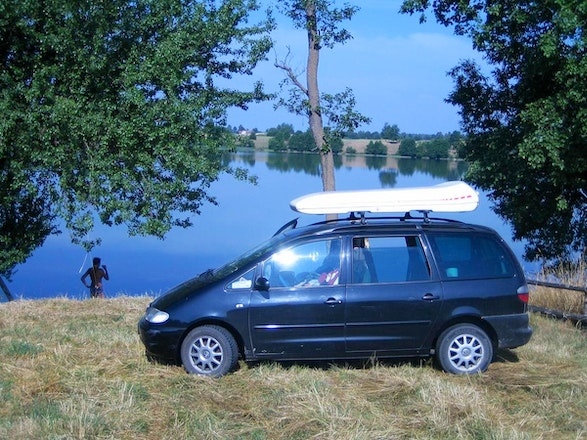 van volkswagen sharan 2008 diesel 7 sitze mieten in berlin. Black Bedroom Furniture Sets. Home Design Ideas