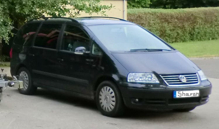 volkswagen sharan 2006 diesel 7 sitze in chemnitz. Black Bedroom Furniture Sets. Home Design Ideas