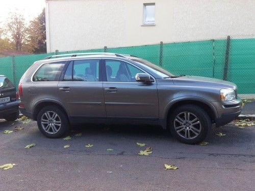 Volvo XC 90 Xénium 4x4 - 7 PLACES., 2008, Diesel, automatique, 7 places