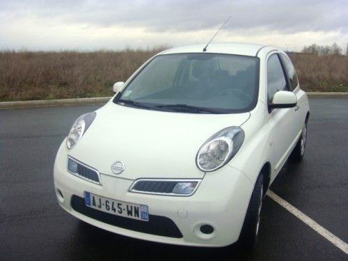 Nissan Micra 1.4 88 CONNECT EDITION, 2010, Essence