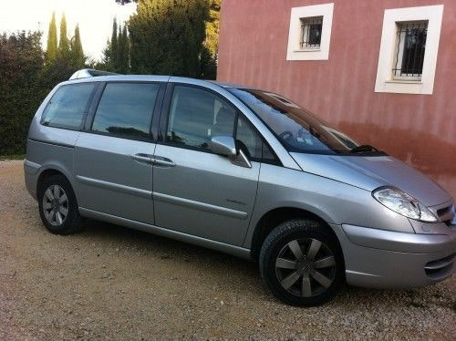 citroen C8, 2005, Diesel, 7 places