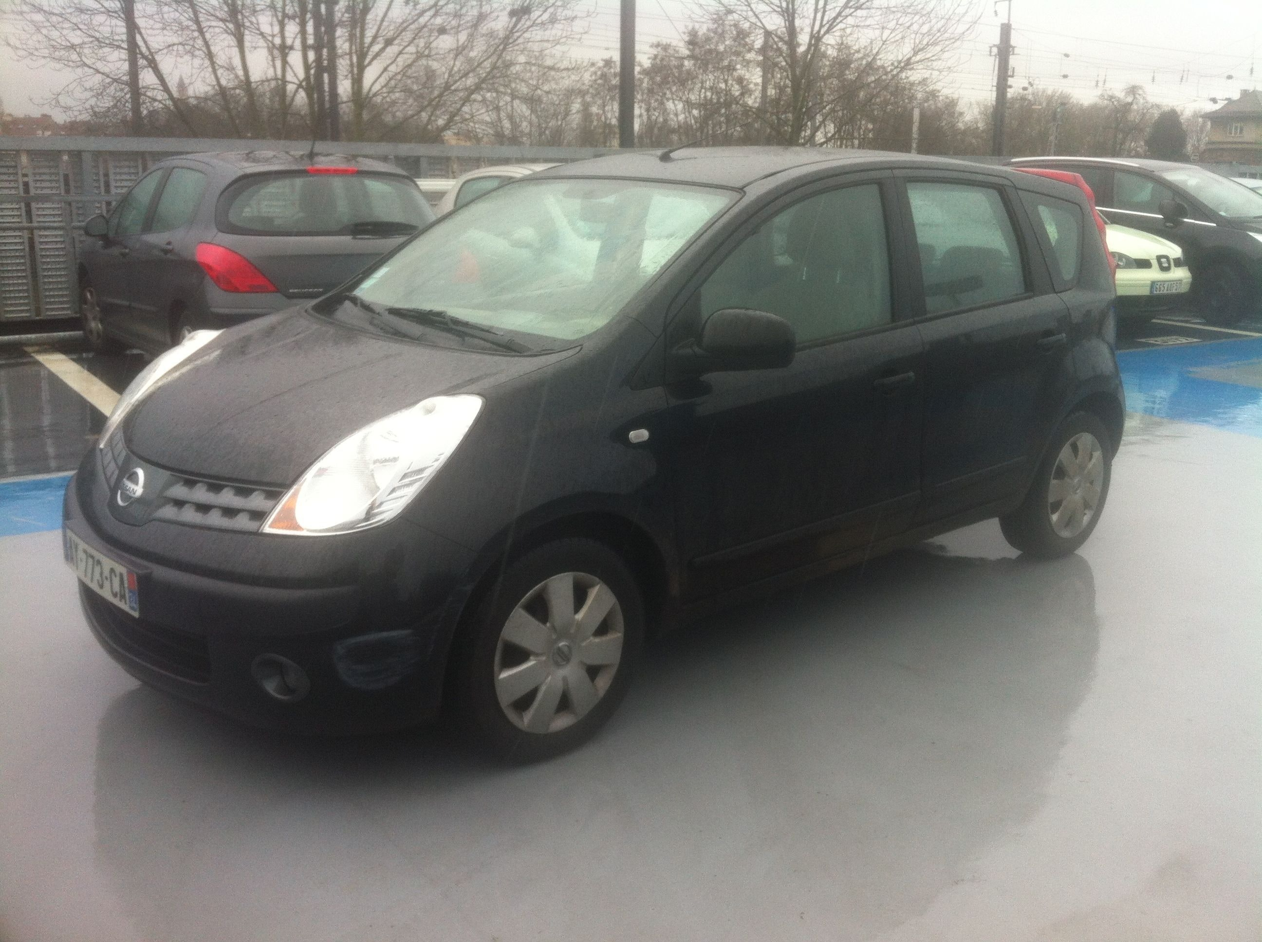 Nissan Mini-monospace Nissan Note 1,5 DCI MIX, 2007, Diesel
