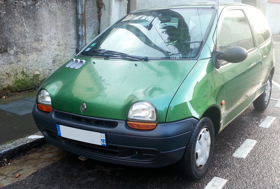 Renault Twingo Pack, 1997, Essence