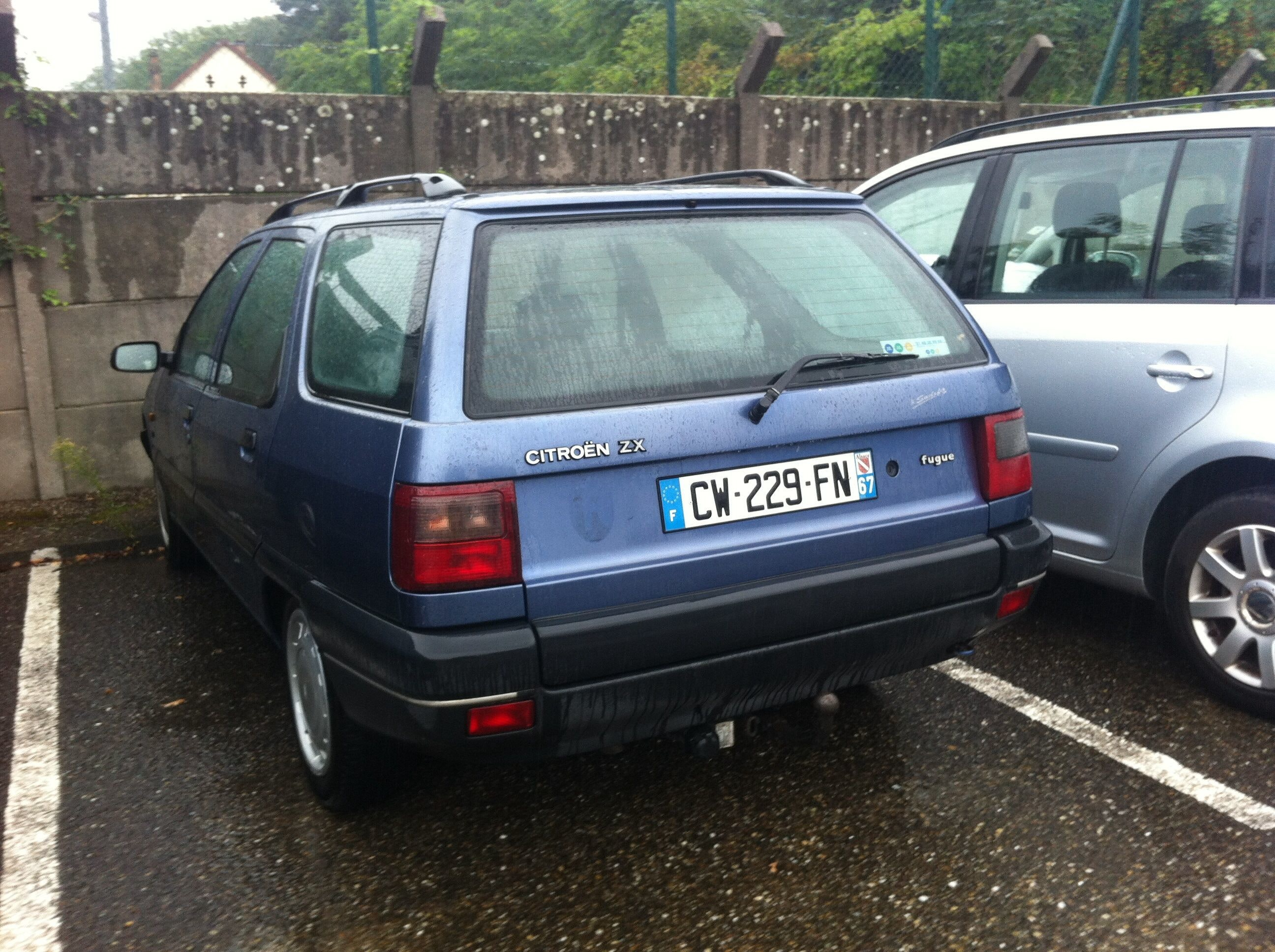 Citroen Zx Break 1.6i 90ch, 1996, Essence