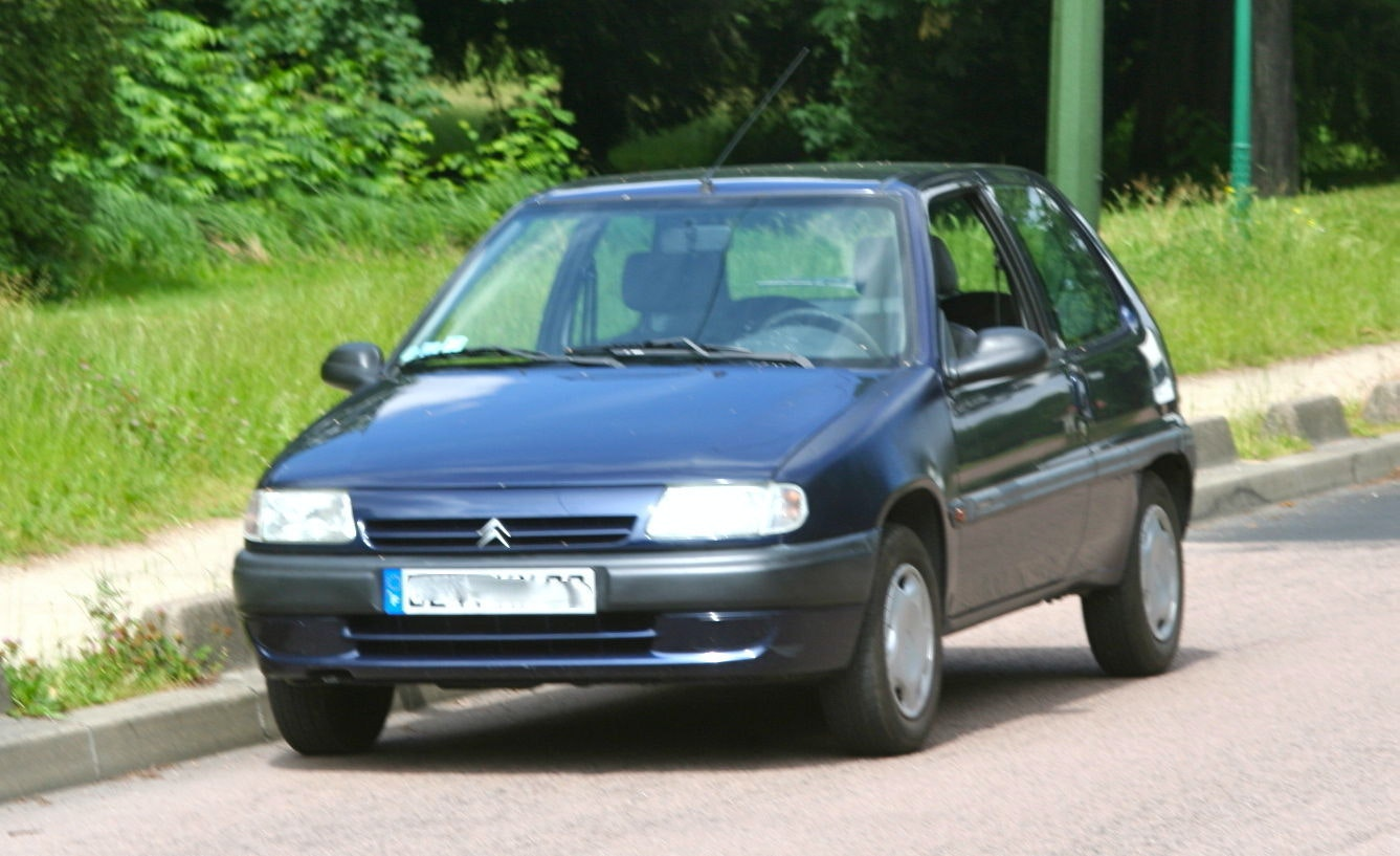 Citroen Saxo 1.1 essence Athena , 1997, Essence