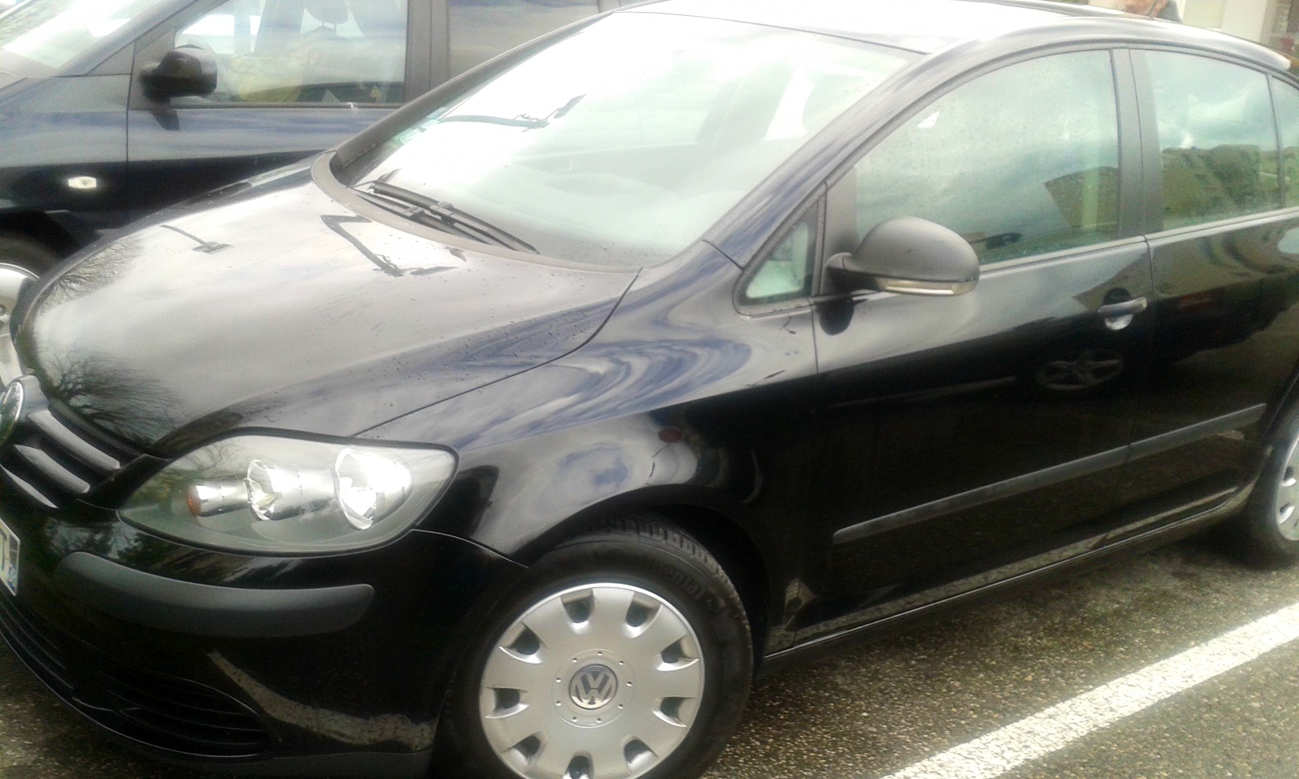 Volkswagen Golf 5 Plus 105ch bluemotion, 2008, Diesel