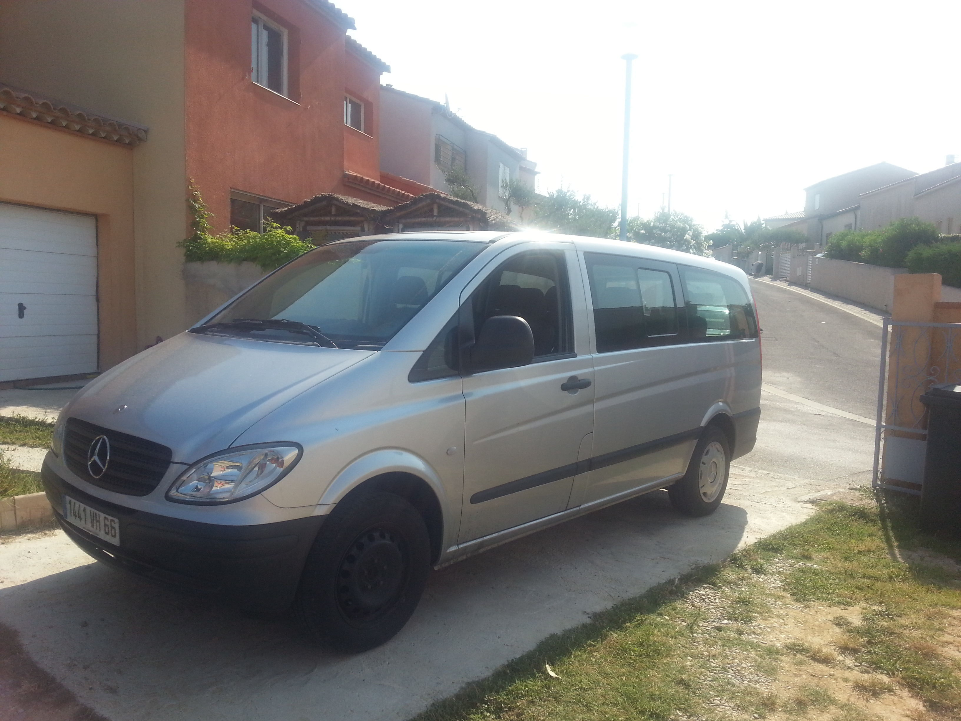 MERCEDES 115CDI 9 PLACES, 2007, Diesel, 9 places et plus