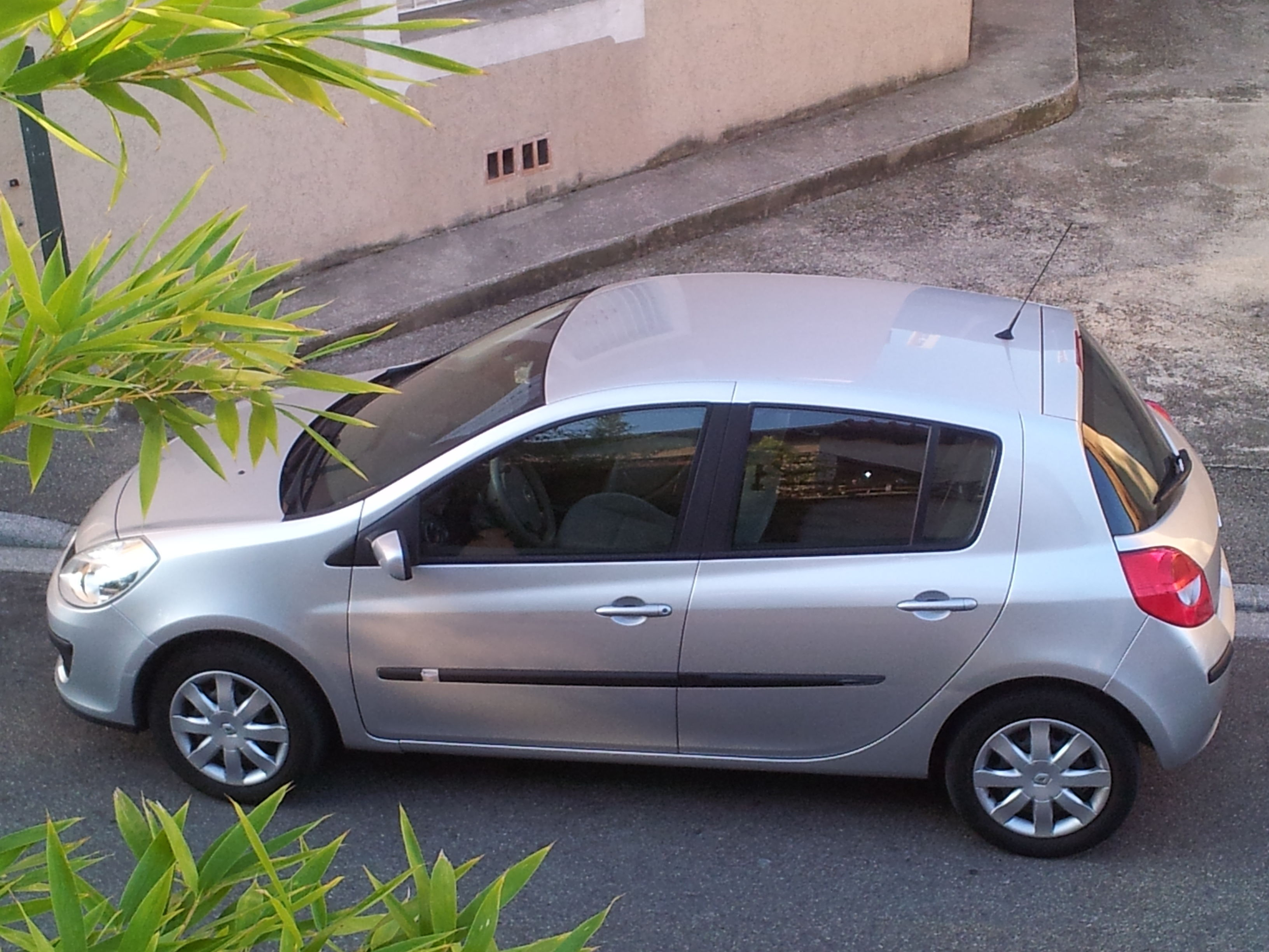 Renault Clio III, 2007, Essence, automatique