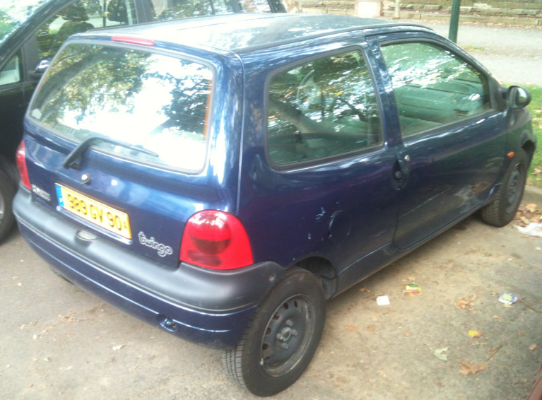 Renault Twingo Pack Plus, 1998, Essence