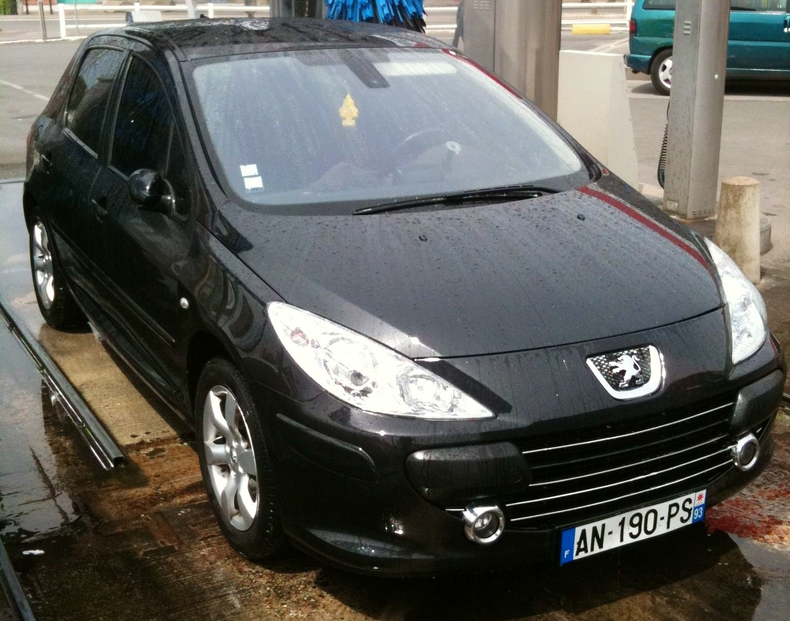 Peugeot 307 HDI 110, 2006, Diesel - Berline Paris (75)