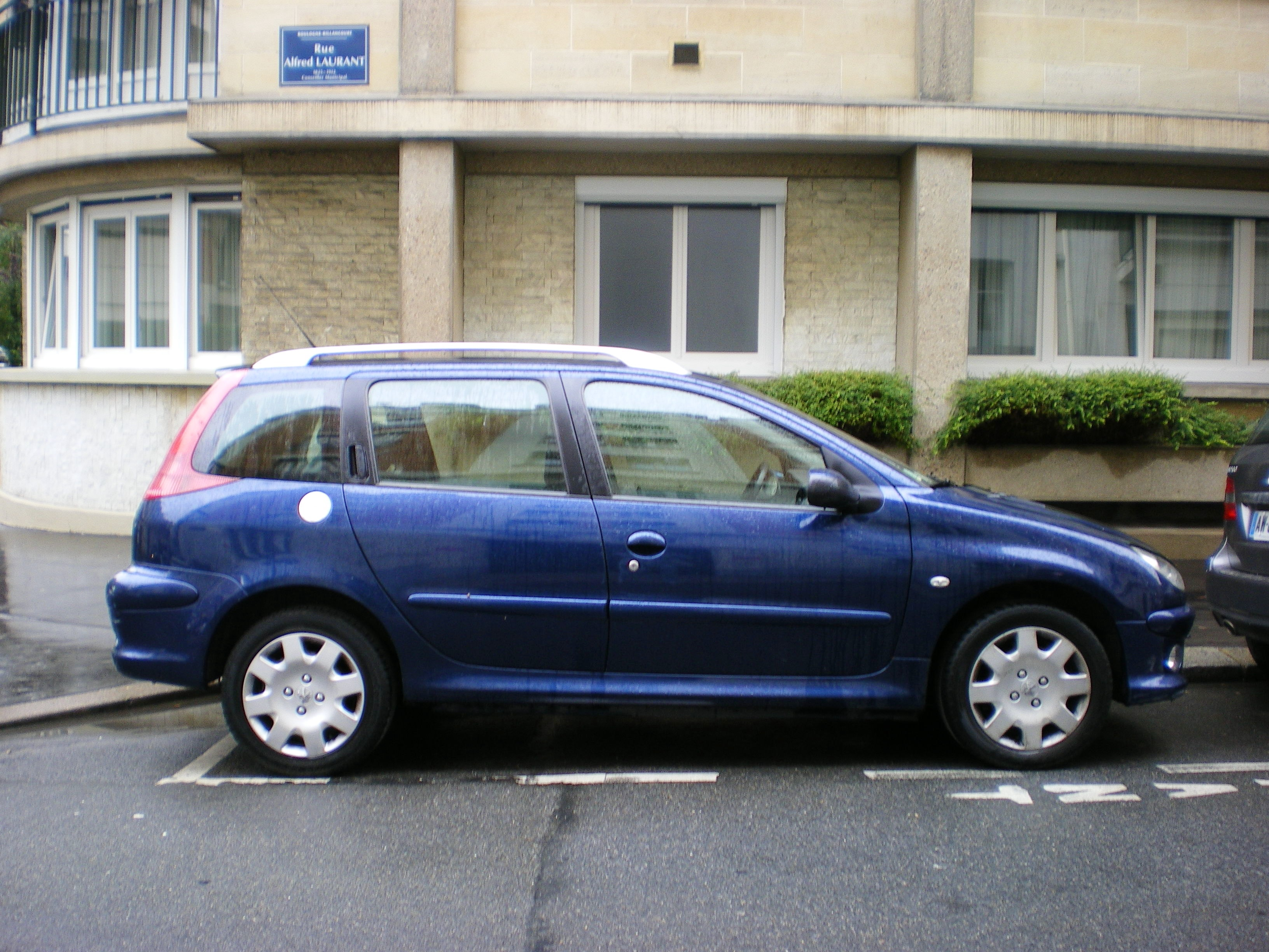 PEUGEOT 206 SW TRENDY - 4 places - 5 portes, 2005