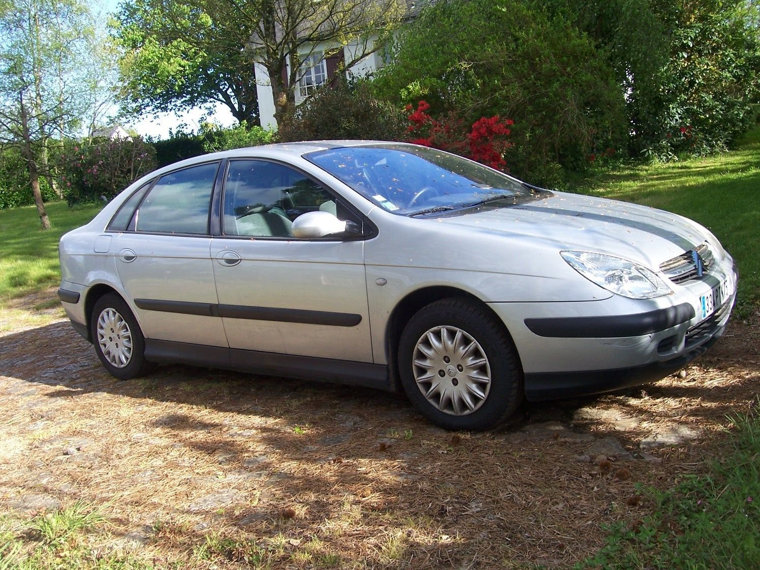 Citroen C5 Berline, 2003, Essence