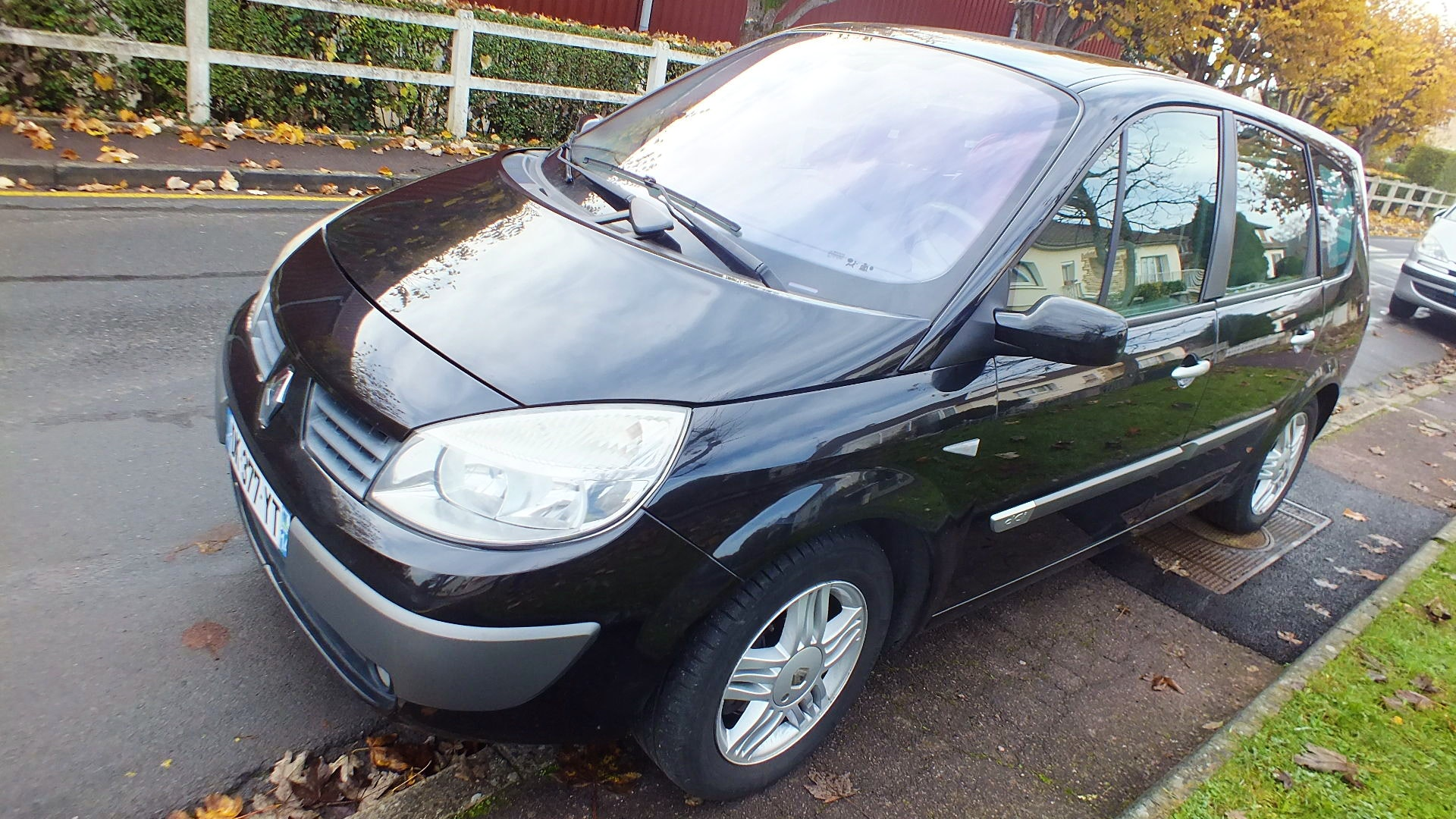 Renault Scenic 1.5 dci 100 Luxe Privilège - 7pl , 2004, Diesel, 7 places