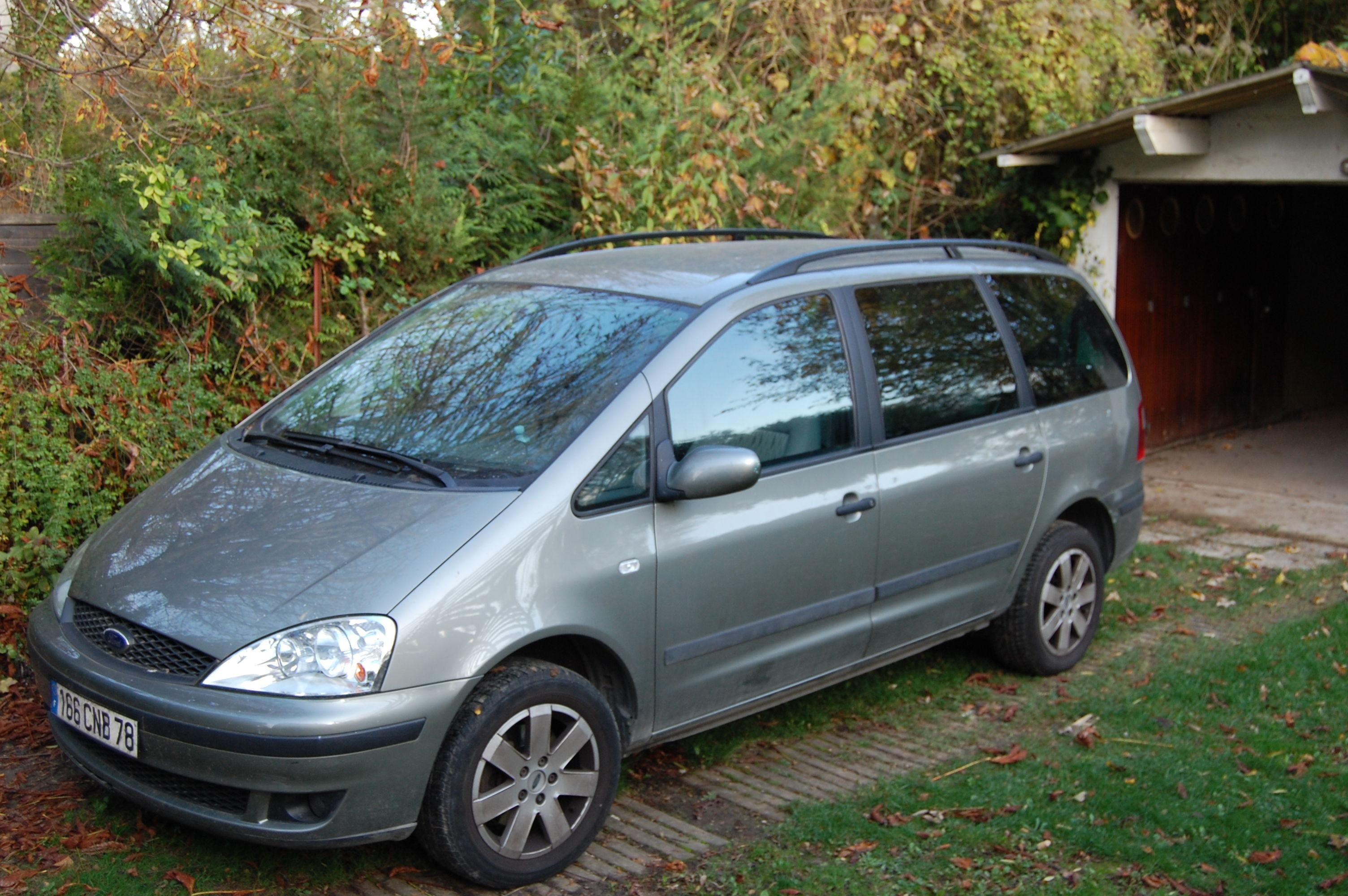 Ford galaxy, 2003, Essence, 7 places