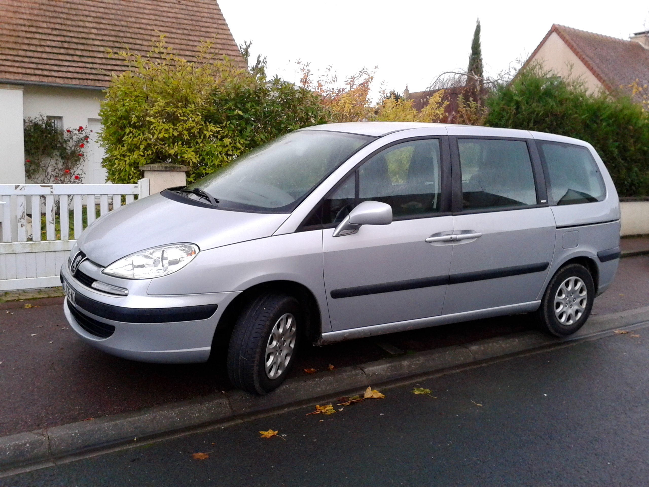 Peugeot 807 HDI - ST -  8 places, 2005, Diesel, 8 places