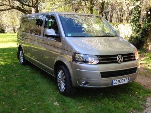 Volkswagen Caravelle (5 places), 2011, Diesel, automatique