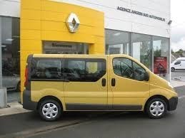 Renault trafic 9 places, 2000, Diesel, 9 places et plus