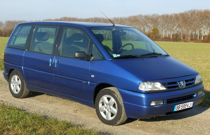 location peugeot 806 2001 diesel 7 places à ramonville saint agne