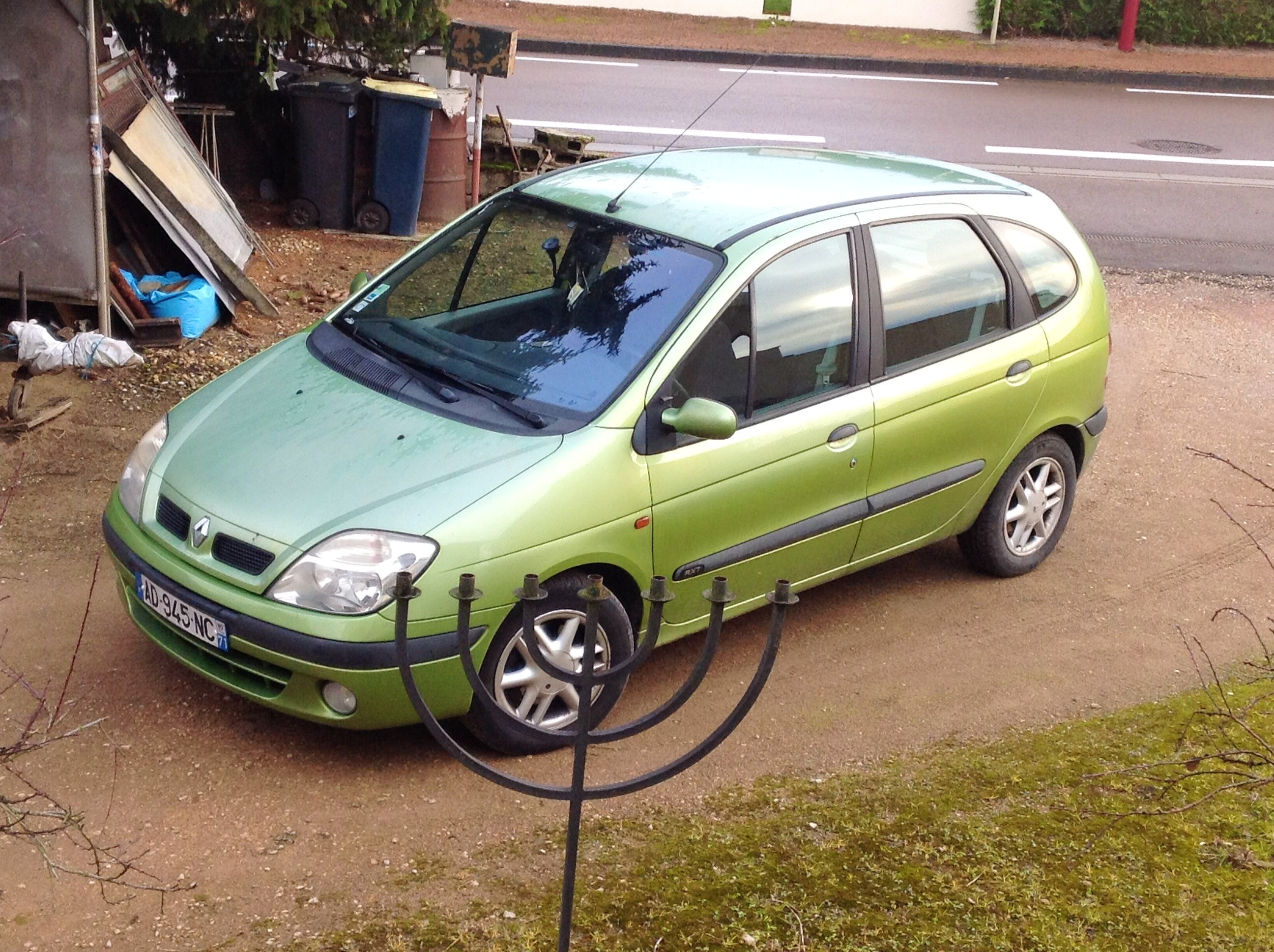 Renault Scenic 1,9 dci RXT , 2000, Diesel