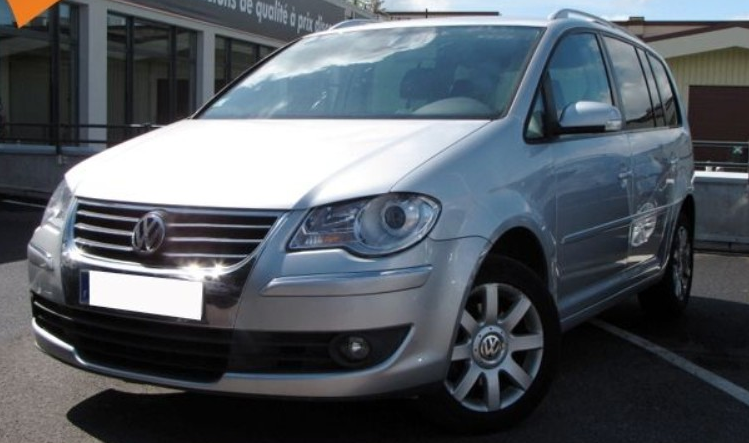 Volkswagen Touran Sport pack TDI 140 7 places, 2008, Diesel, 7 places