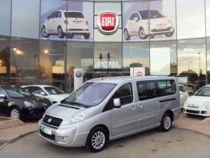 Fiat scudo panorama long, 2007, Diesel, 9 places et plus