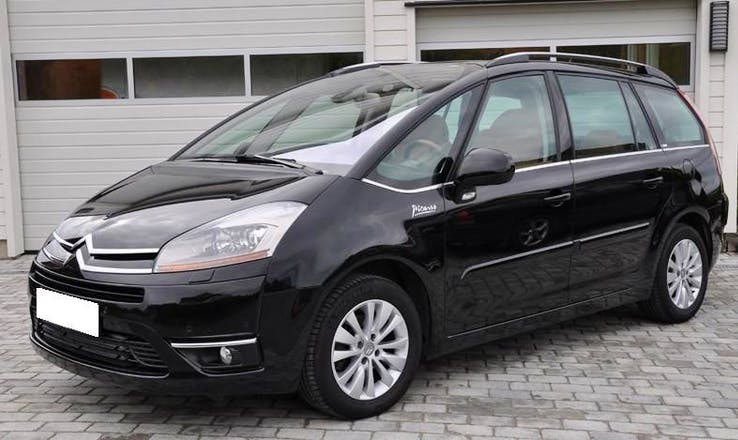 location citroen c4 grand picasso 2008 diesel automatique. Black Bedroom Furniture Sets. Home Design Ideas