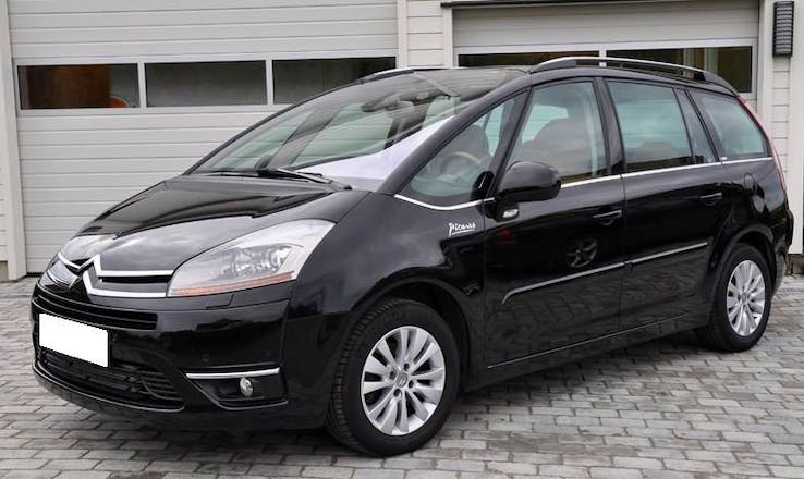 location citroen c4 grand picasso 2008 diesel automatique 7 places villeurbanne rue du 8 mai. Black Bedroom Furniture Sets. Home Design Ideas