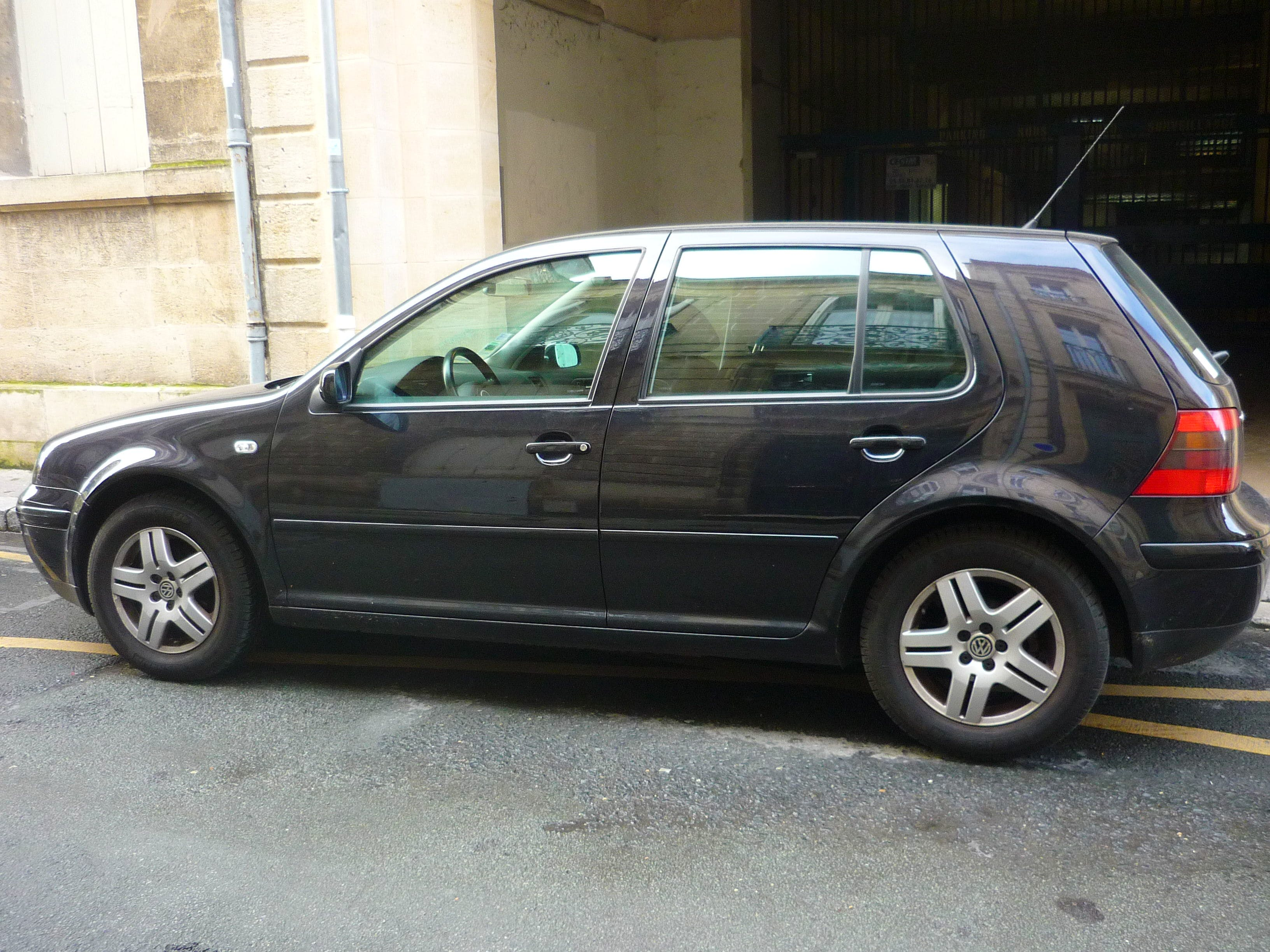 Volkswagen golf, 2001, Essence