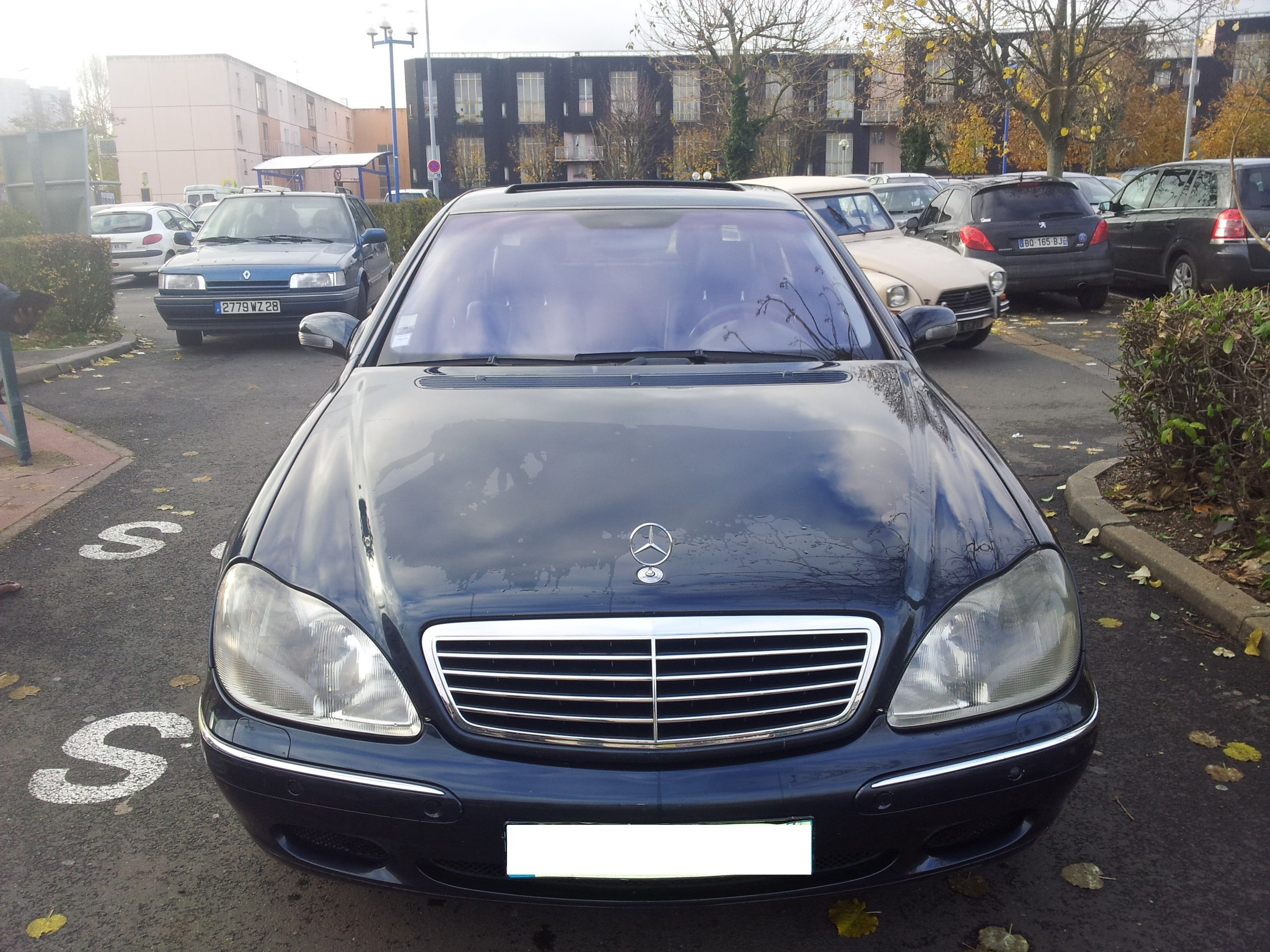 Mercedes GRANDE BERLINE CLASSE S , 1999, Essence, automatique