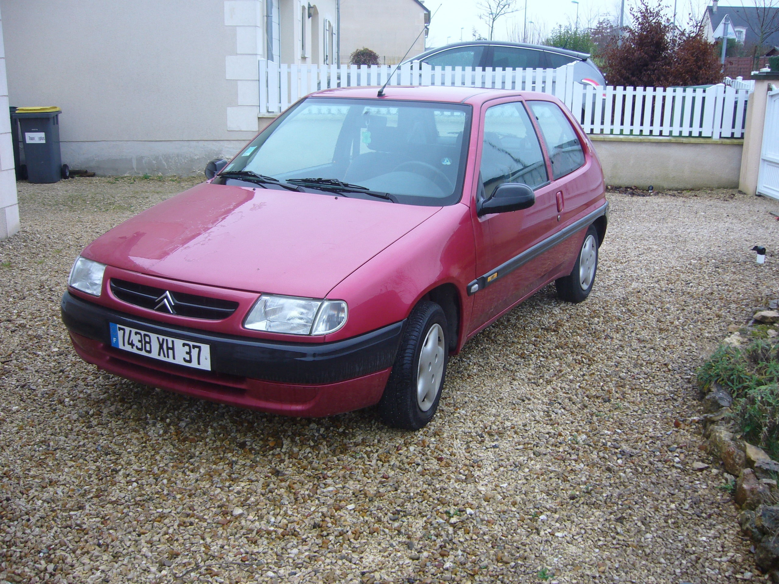 Citroen saxo, 1998, Essence