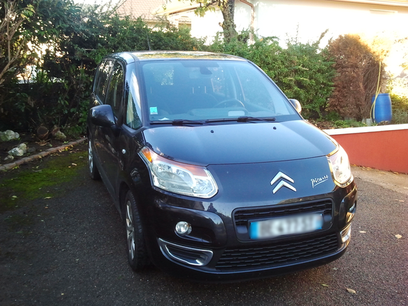 location citroen c3 picasso 2010 diesel kingersheim 8 rue des coles. Black Bedroom Furniture Sets. Home Design Ideas