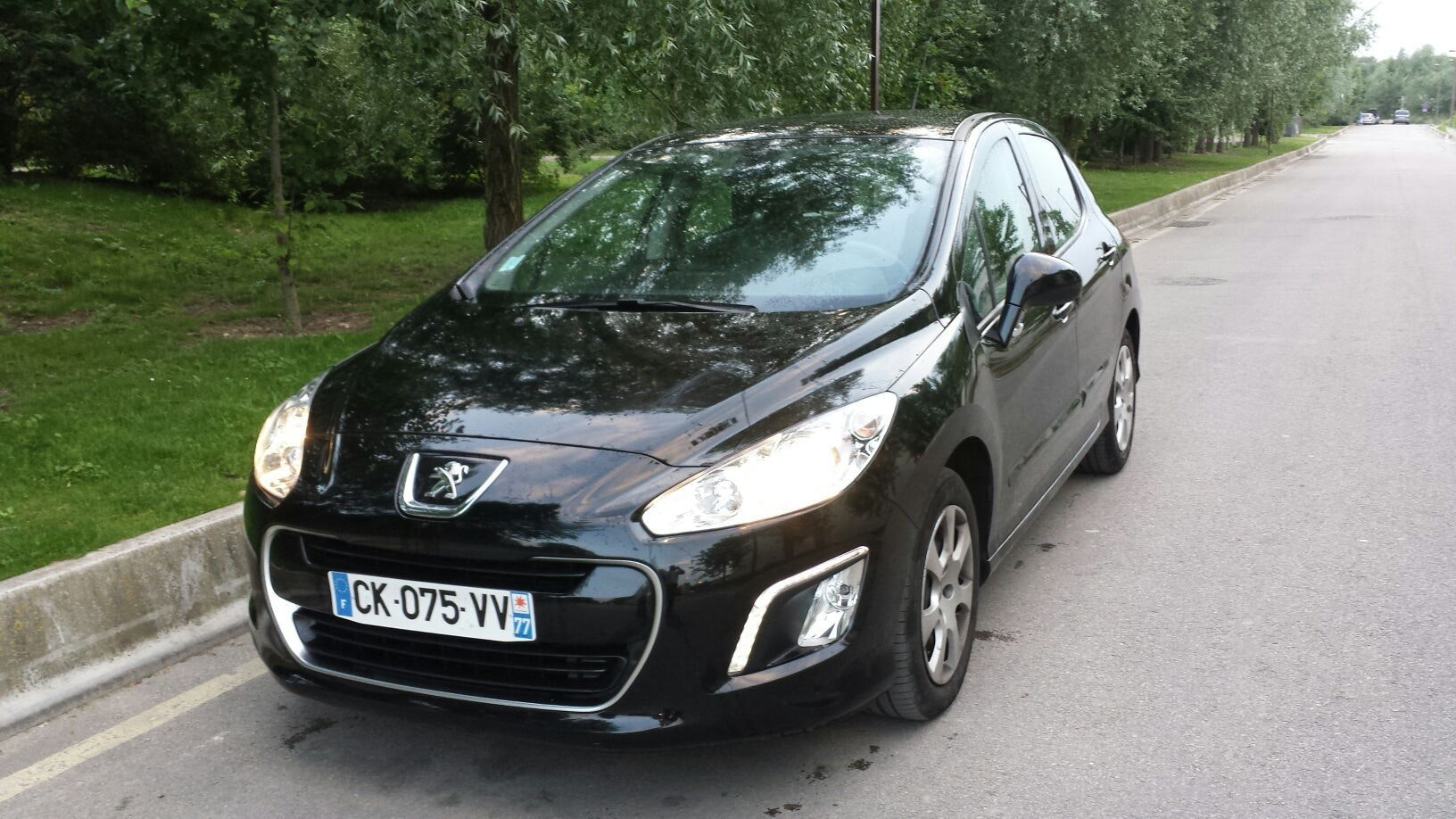 Peugeot 308 pack business, 2012, Diesel
