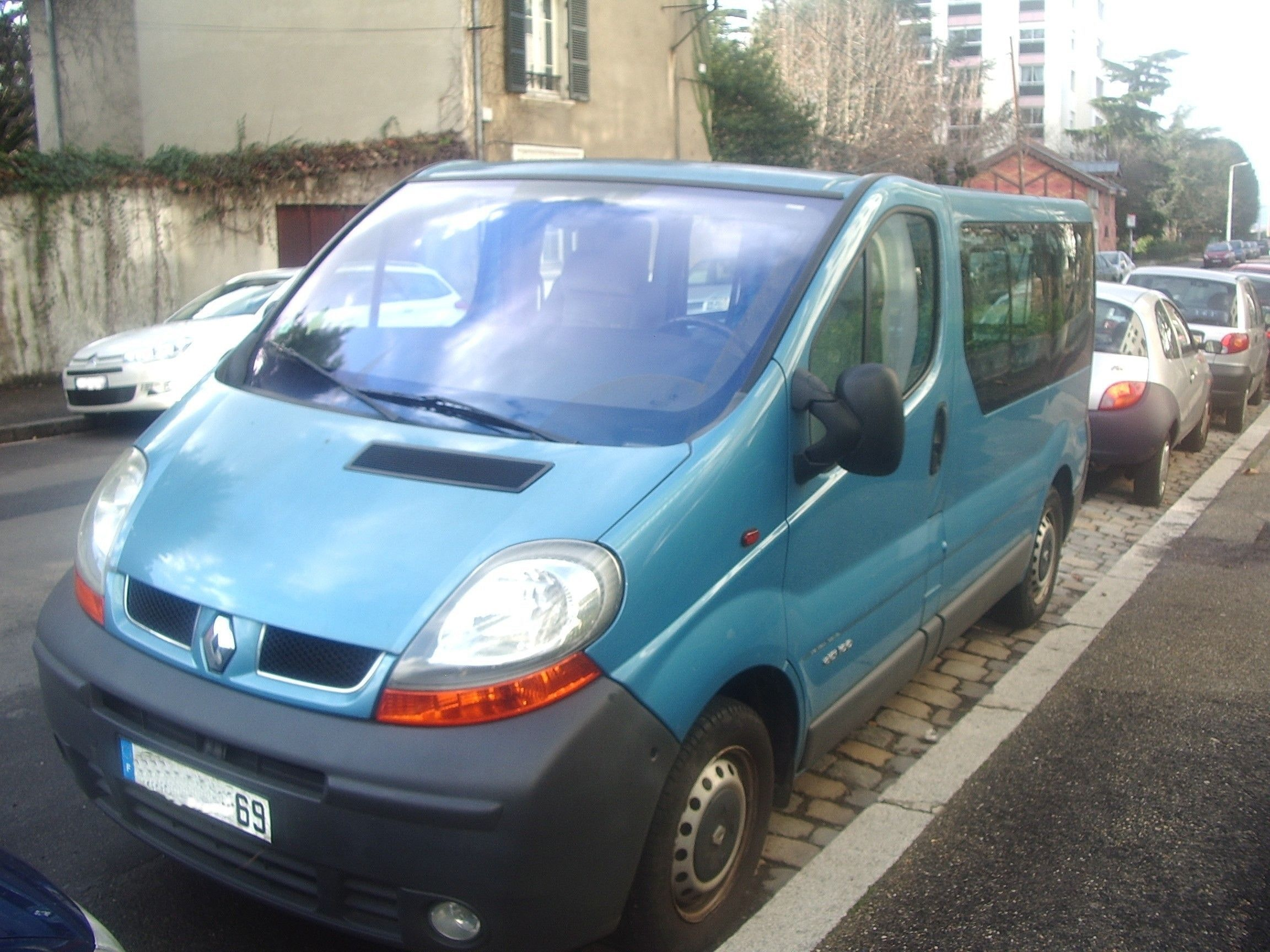 Renault TRAFIC 8 PLACES, 2002, Diesel, 8 places