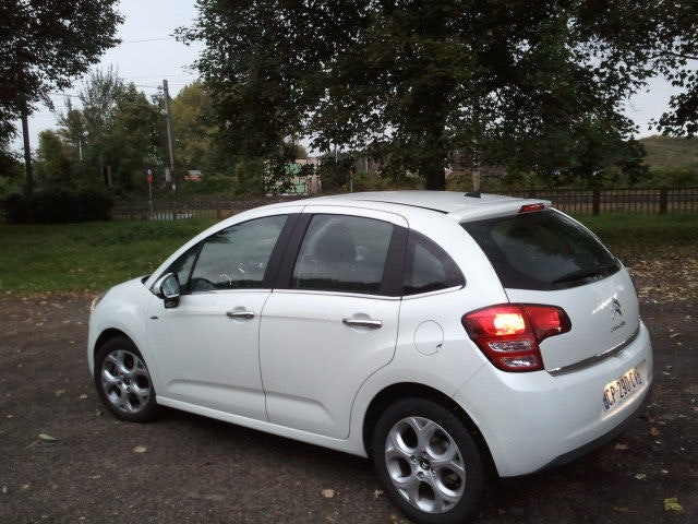 Citroen C3 Exclusive, 2012, Essence