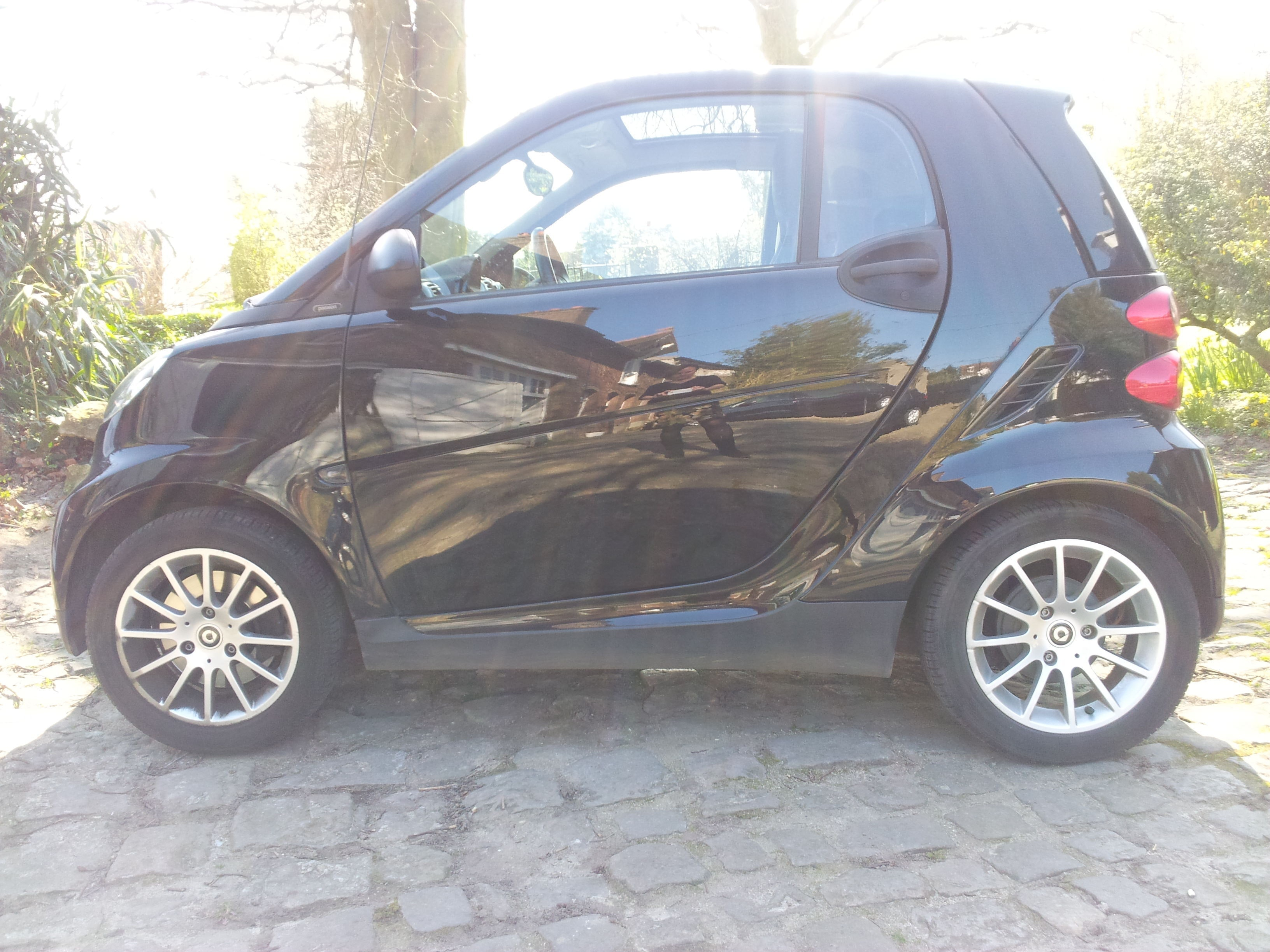 Smart fortwo, 2009, Essence, automatique