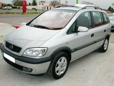 OPEL Zafira 7 places, 2004, GPL, 7 places - Familiale Voiron (38)