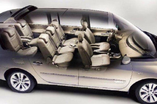 location renault grand espace 2006 diesel automatique 7 places paris. Black Bedroom Furniture Sets. Home Design Ideas