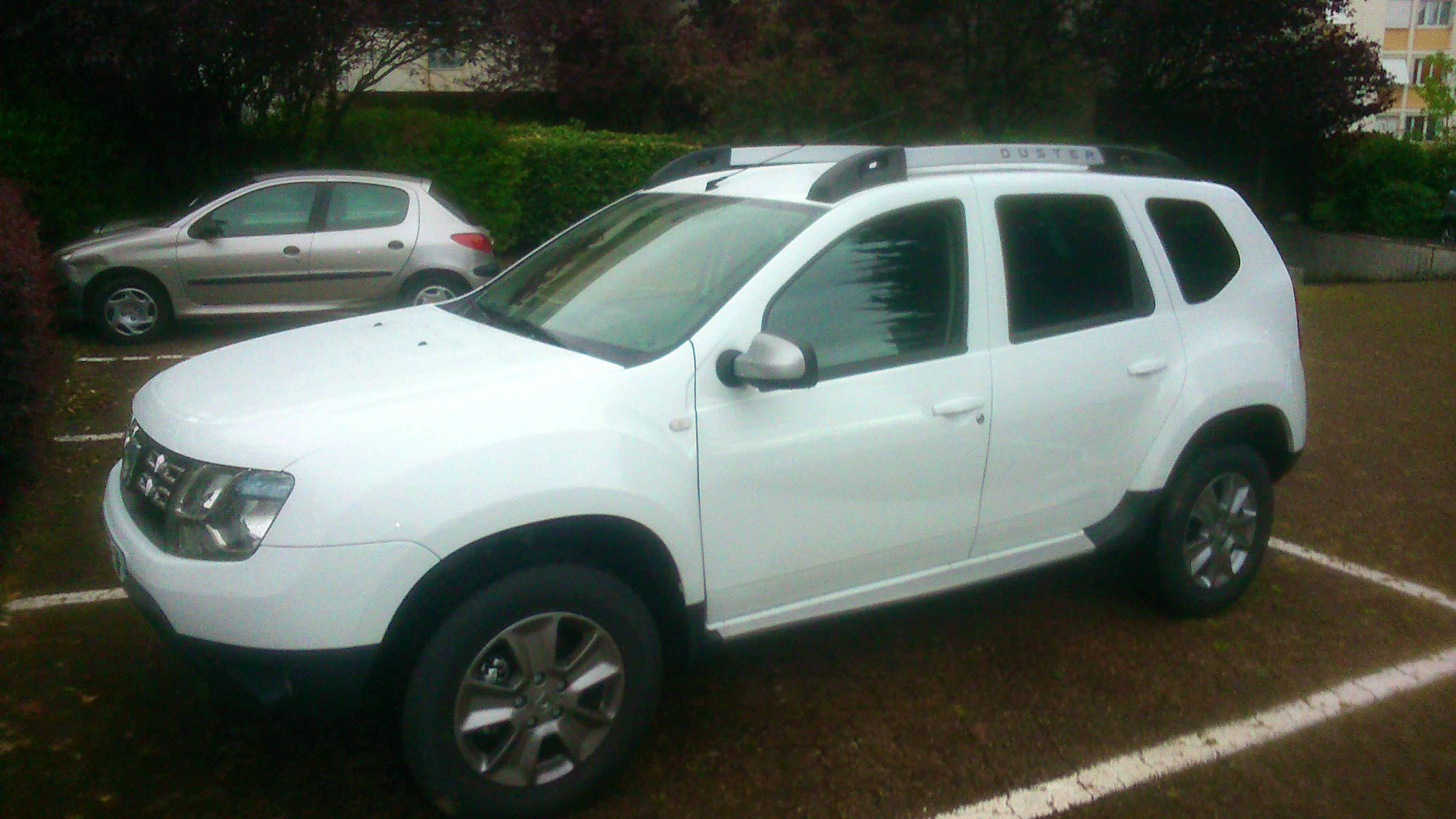 Dacia duster tce 125cv, 2014, Essence