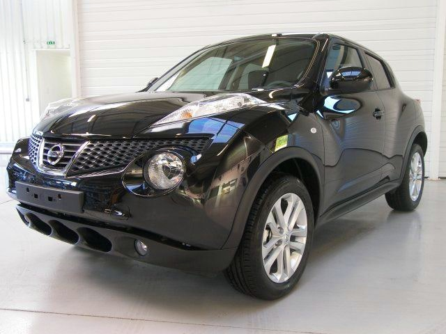 Nissan Juke, 2013, Essence, automatique