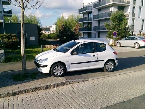 Peugeot 206 1.4 HDi Affaire Pack Clim 2005, 2005