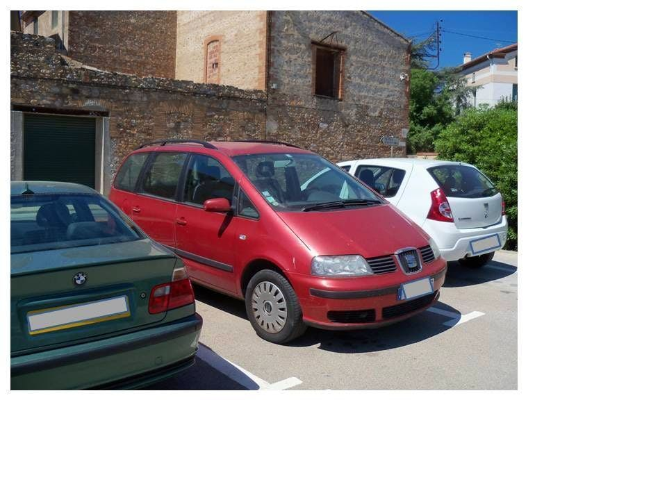 Seat Alhambra GPL, 2001, GPL, 7 places