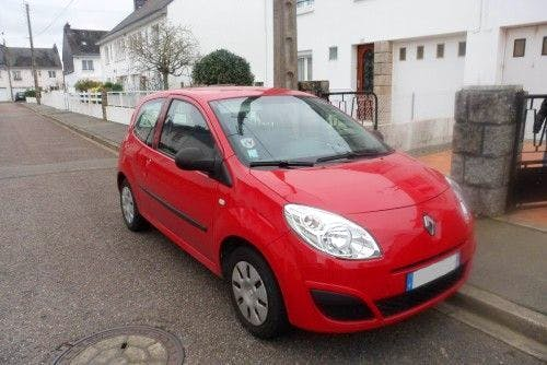 Renault twingo 2 Authentique 1,2 LEV 16V eco2, 2009, Essence