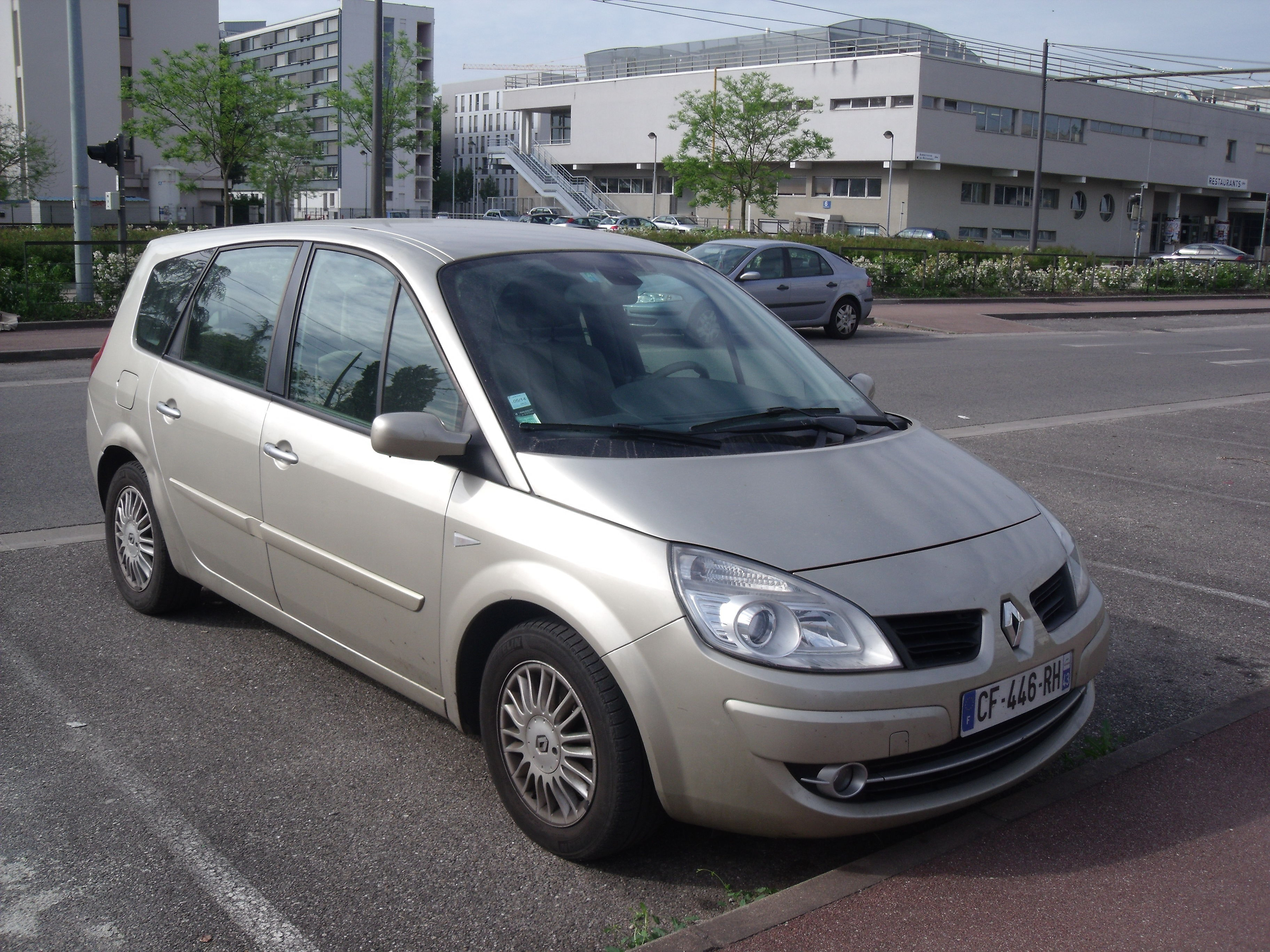Renault Grand Scénic II 1.9 dCi 130 Luxe Privilège, 2007, Diesel, 7 places