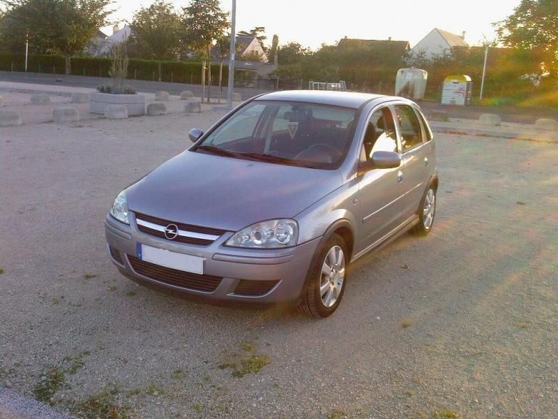 Opel corsa twinsport, 2006, Essence