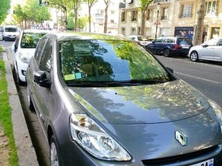 location renault clio 2011 boulogne billancourt 100 avenue andr morizet. Black Bedroom Furniture Sets. Home Design Ideas